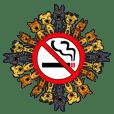 Quit smoking health & dog friends