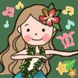 夏威夷女孩的每日草裙舞★