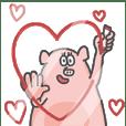 有豬欸!情人老爸我愛你