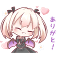 (Usable in everyday)Little devilsticker