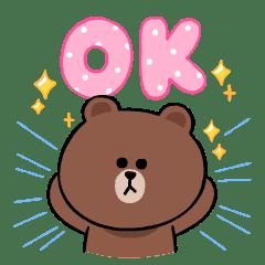 Q彈可愛★ LINE卡通明星