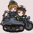 軽戦車&豆戦車スタンプ