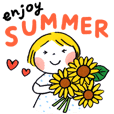 好朋友 Let's enjoy SUMMER