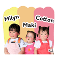 Milyn X Maki X Cotton v.1