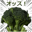 Broccoli is great