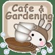 カフェ&ガーデニング
