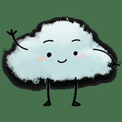 Little Cloud by Ton-Mai