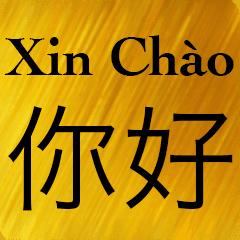 越南語 - 中文 Gold