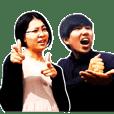ミスミスター名古屋大学2019スタンプ #1