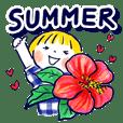 好朋友 南國風的夏日