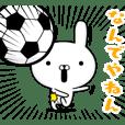 サッカー好きの為のスタンプ☆毎日関西弁☆