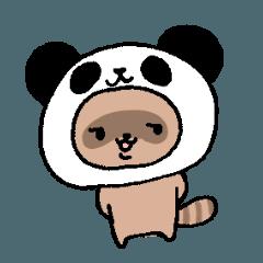 panda sticke!