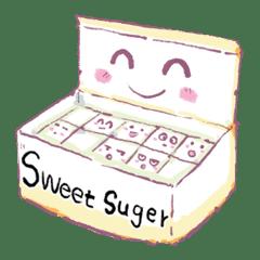 甜甜方糖 part 1