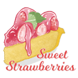 Sweet Strawberries (JP)