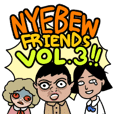 Nyebew Friends 3