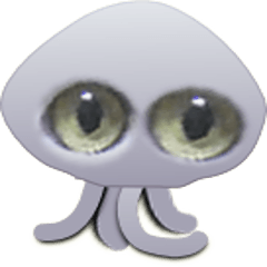 Daily conversation of alien illustration