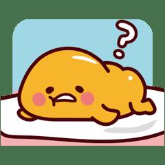 蛋黃哥 懶懶可愛篇