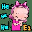 (English)Pinky Little girl2