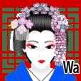 Wa<Japanese beauty> English