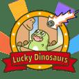 Lucky Dinosaurs