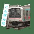 日常会話@日本の電車