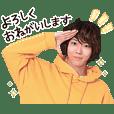 KEITO SAKURAI Sticker