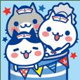 罐頭貓咪【夏天】
