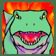 Futsuni-dinosaur