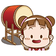 Cocoa – Cute Animated Sound Stickers 3