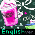 """CAFE STYLE & CATS """"English ver."""""""