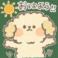 yuru moko toy poodle