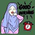 Sadia Hijab Girl