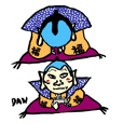 Oni Fukusuke by DANKAN