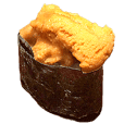 Luxury! Edo-mae sushi set from Ginza