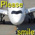 飛行機のつぶやき012E