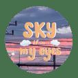 Sky thru my eyes