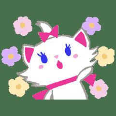 迪士尼瑪莉貓(可愛敬語篇)