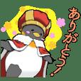 King King penguin