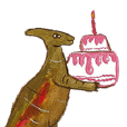 恐竜 ABC