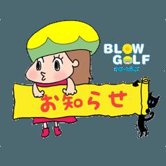 BlowGolf & Buntachin