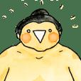 Sumo wrestler of the emoticon2