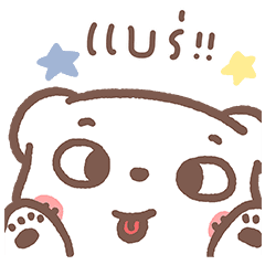 BearPlease: Pop-Up Stickers 2