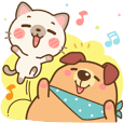 MarchMellow cat and dog Duo is here!