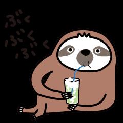 Moving Loose Sloth