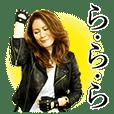 大黒摩季 MUSICスタンプ