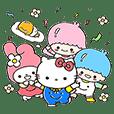 Sanrio Characters × Weiwei