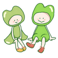 Newborn fairy Ai-chan, will-kun Sticker
