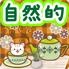 Natural cat polite language china