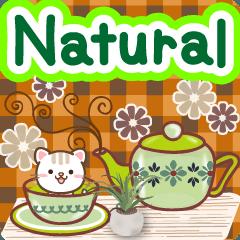 Natural cat polite language english