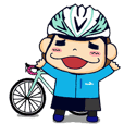 Osaru-chan Road bike !